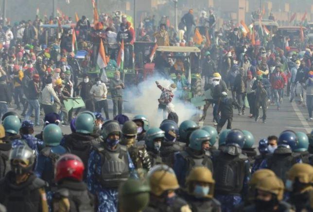 26 january violence